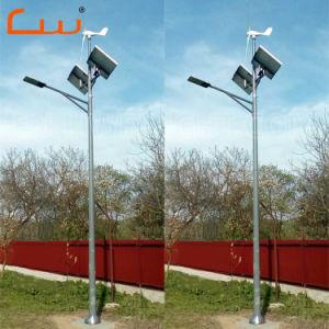 La energía solar Calle luz LED 60W Precio con cámara de CCTV exterior