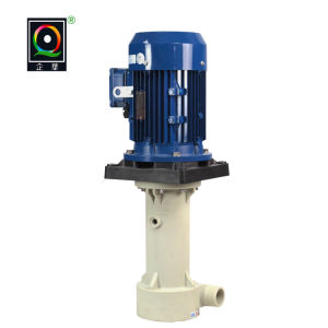 Marca Qihua Ácido Vertical de ralenti e a bomba do tanque de líquido circulante alcalinos