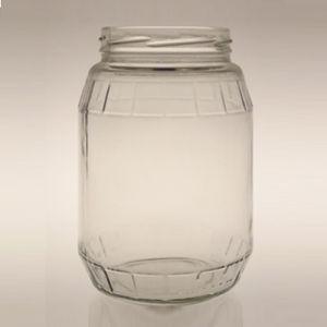 Nahrungsmittelgrad-Glashonig-Marmeladen-Kerze-Glas der Qualitäts-900ml