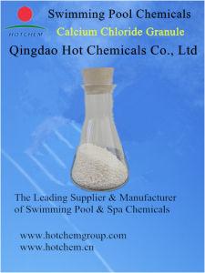 Het Poeder van de Stabilisator van de Hardheid van het water/het Chloride van het Calcium Granule/Flake/Pellet (CC001)