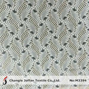 優雅な綿の販売(M3394)のためのナイロンレースファブリック