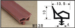 De Verbinding van de deur voor Deur & de Hoge Prestaties van het Venster W53r