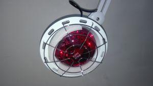 Lâmpada vermelha infravermelha permanente com rodas Equipamento de beleza / infravermelho