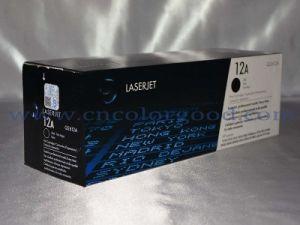 Q2612UN 12A 100% d'origine Cartouche de toner pour imprimante Laserjet Consommables HP 1010