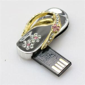 Regalo della novità alla rinfusa dell'azionamento dell'istantaneo del USB dei pistoni 32GB del metallo del diamante