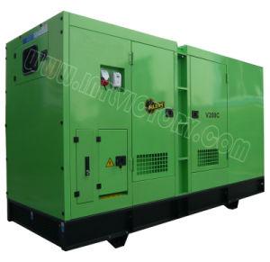 generatore diesel silenzioso eccellente 280kw/350kVA con il motore BRITANNICO Ce/CIQ/Soncap/ISO della Perkins