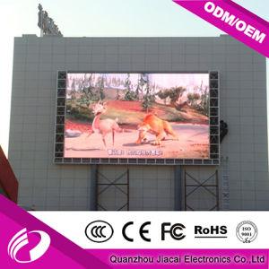 4.81mm Écran vidéo de la publicité extérieure Carte d'affichage à LED