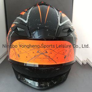 DOT Piscina Adulto Motocross Facial off-road Dirt Bike Moto ATV capacete MX