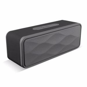 Altoparlante senza fili variopinto portatile di Bluetooth del cuoio di alta qualità dei 2018 lussi mini