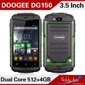 3.5  CPU di IPS Hvga Screen Mtk6572 Cortex A7 Dual Core, 1.2GHz Doogee Taitans Dg150 Mobile Phone