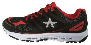 Zapatos corrientes de la marca de fábrica del calzado de los deportes de los hombres de China (816-5941)