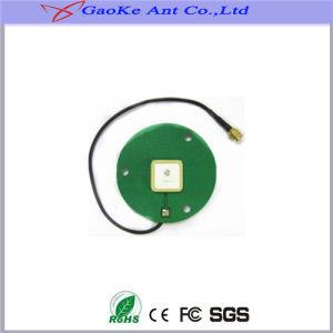 Tipo de pequenas antenas Hora GPS Marinho 1575MHz (com conector TNC) 10 m de cabo da antena do GPS