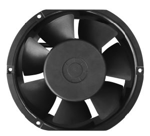 170mm Plastic Blade WS Electric Axial Fan