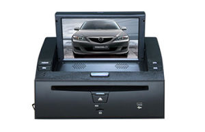 Mazda 6을%s 접촉 Screen DVD Player Navigation System