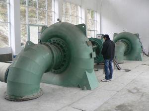 Unità del generatore con la turbina di Francis (HL180/D06-WJ-71)