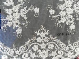 Ineinander greifen Fabric (mit Bead Embroidered W5471)