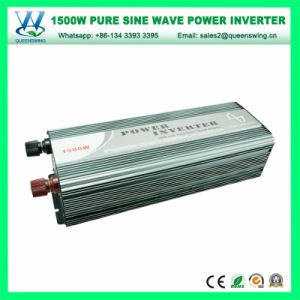 1500 W de alta frequência da onda senoidal pura Inversor de Energia Solar (QW-P1500)