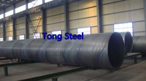 Gewundenes Stahlrohr
