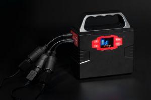 Carregador Solar inteligente Mini gerador de energia solar com bateria de lítio