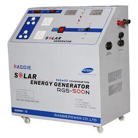 RGS générateur solaire