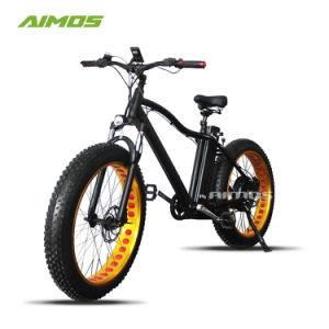 26 36V 250W Ce Fat bicicleta eléctrica 350 W y 500W