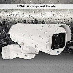 100m IRL de Waterdichte 10X 1080P Camera van de Kogel PTZ van de Veiligheid