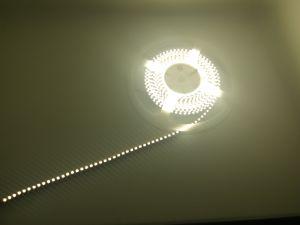 156 LED per indicatore luminoso di striscia di vista laterale LED del tester SMD 3014