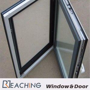 Ventana de vidrio de metal con una sólida prueba de salto térmico Casement Window