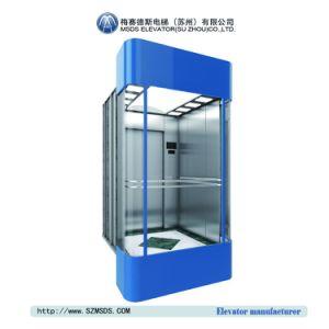 Elevatore panoramico del passeggero di prezzi poco costosi & di alta qualità