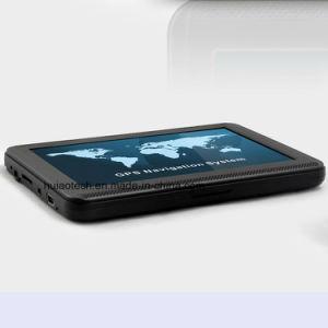 Nuevo 5.0 coche navegación GPS con Android 6.0 pantalla IPS de WiFi, navegador GPS, sistema de navegación por satélite de seguimiento GPS, Google Mapa GPS externos Naviagtor 3G, cámara web