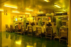 0,2Mm imersão em Face dupla placa PCB do circuito de controle de Ouro