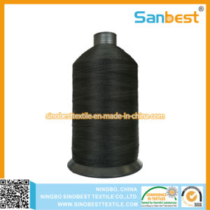 種類の家具製造販売業の革のための担保付きNylon6.6縫う糸