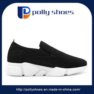 Precio barato Custom cómodos zapatos de lona informal para hombres