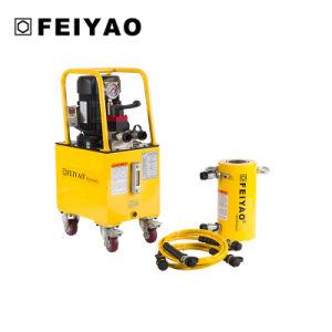 De Dubbelwerkende Elektrische Hydraulische Pomp fy-EP In twee stadia Van uitstekende kwaliteit