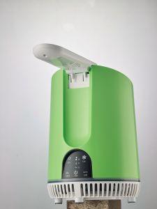 Nuevo diseño del filtro HEPA purificador de aire lámpara de escritorio