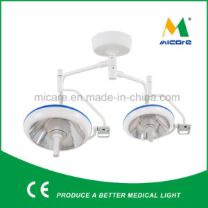 Van het Medische LEIDENE van het plafond E700/500 Lamp van de Verrichting Ziekenhuis Shadowless van O.T Light de Chirurgische Lichte