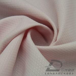 40d 320t Tecidos Jacquard Plaid 100% de tecido de poliéster (DQQ53163V)