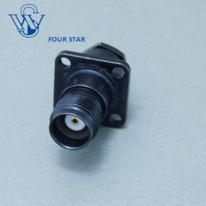 Rg58 Кабель женского домкрат хомут 17,5 мм фланцевые TNC разъемом