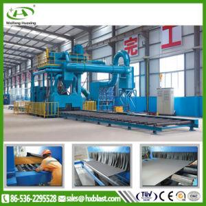 Alta strumentazione ricoprente di Abrator di lavorazione del piatto d'acciaio della forza adesiva di Huaxing
