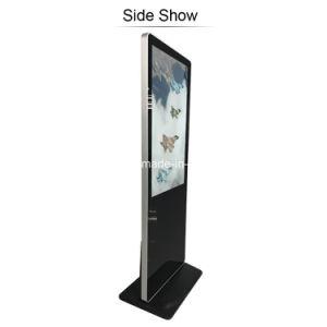선수 운반 능력 있는 DVD 플레이어를 광고하는 디지털 사진 프레임 광고 Displayer 10.1 Inchtouch