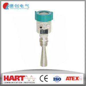 Detecção do nível de água sem fio sem contato, instrumento de medição do sensor de nível de combustível, transmissor de nível de radar com baixo custo