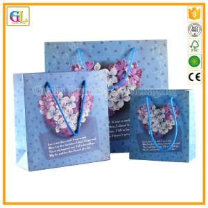 Usine de bas prix sac de papier personnalisé à l'emballage