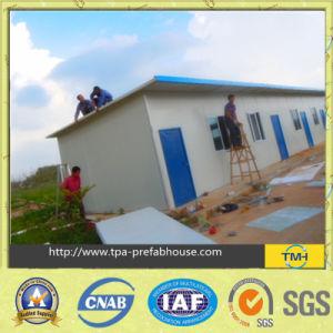 Maison préfabriquée avec Garage portable