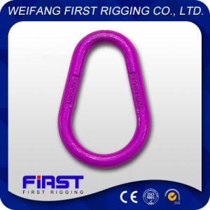 G341 forjado de pulverización de plástico para el levantamiento de enlace de forma de pera
