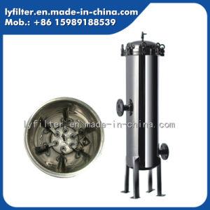 Industrielle de l'eau en acier inoxydable 304 Matériau du boîtier de filtre pour cartouches