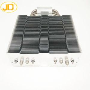 Los disipadores de calor LED con aletas de aluminio