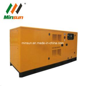 25 Ква~1500 квт электроэнергии Cummins бесшумный дизельный генератор с CE/ISO