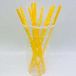 Оптовая торговля красочные мире биоразлагаемую бутылку для поддающихся биохимическому разложению гибкие PLA прямой соломы