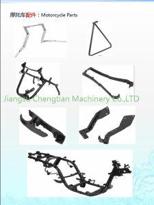 Kundenspezifische der Motorycle Lenkstange-Schemel-schützende Halter-hinteres Halter-Rückseiten-Gabel-LED helles Motorrad-Ersatzteile Halter-Hauptstandplatz-Seiten-des Standplatz-Honda/YAMAHA