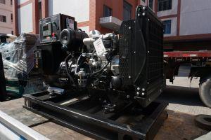 275kw Groupe électrogène diesel de type ouvert à l'aide Shangchai moteur 6 cylindres en ligne
